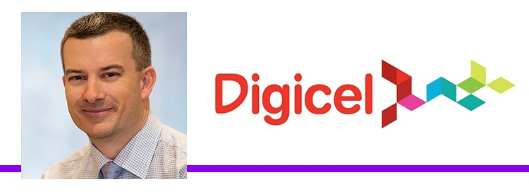 Lawrence Hickey Digicel