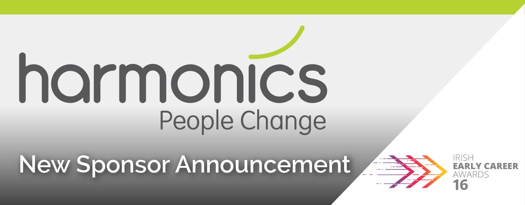 Harmonics New Sponsor