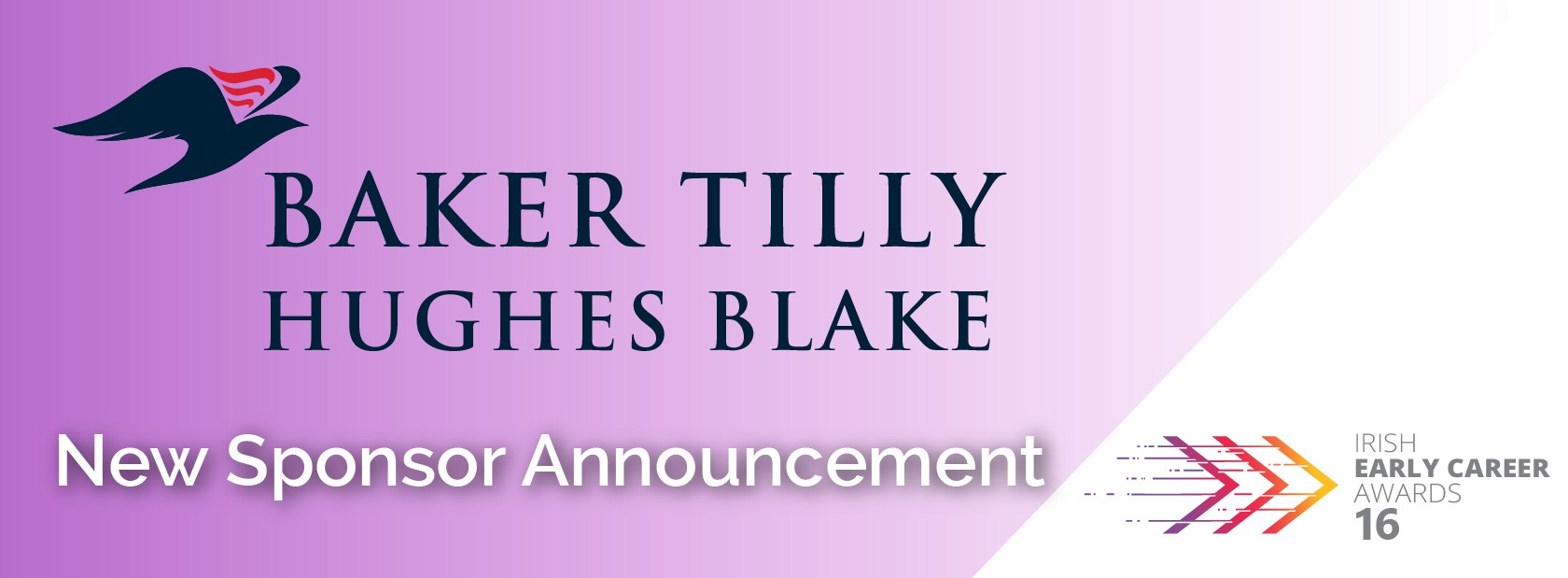 Baker Tilly Hughes Blake Logo Irish Early Career Awards