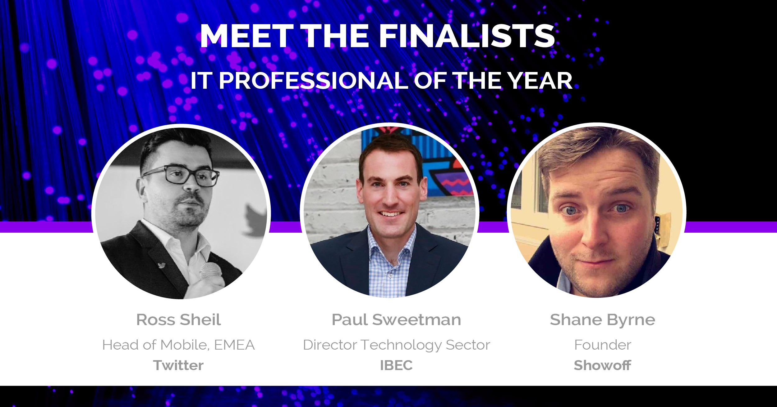 IT Professional of the Year Finalist