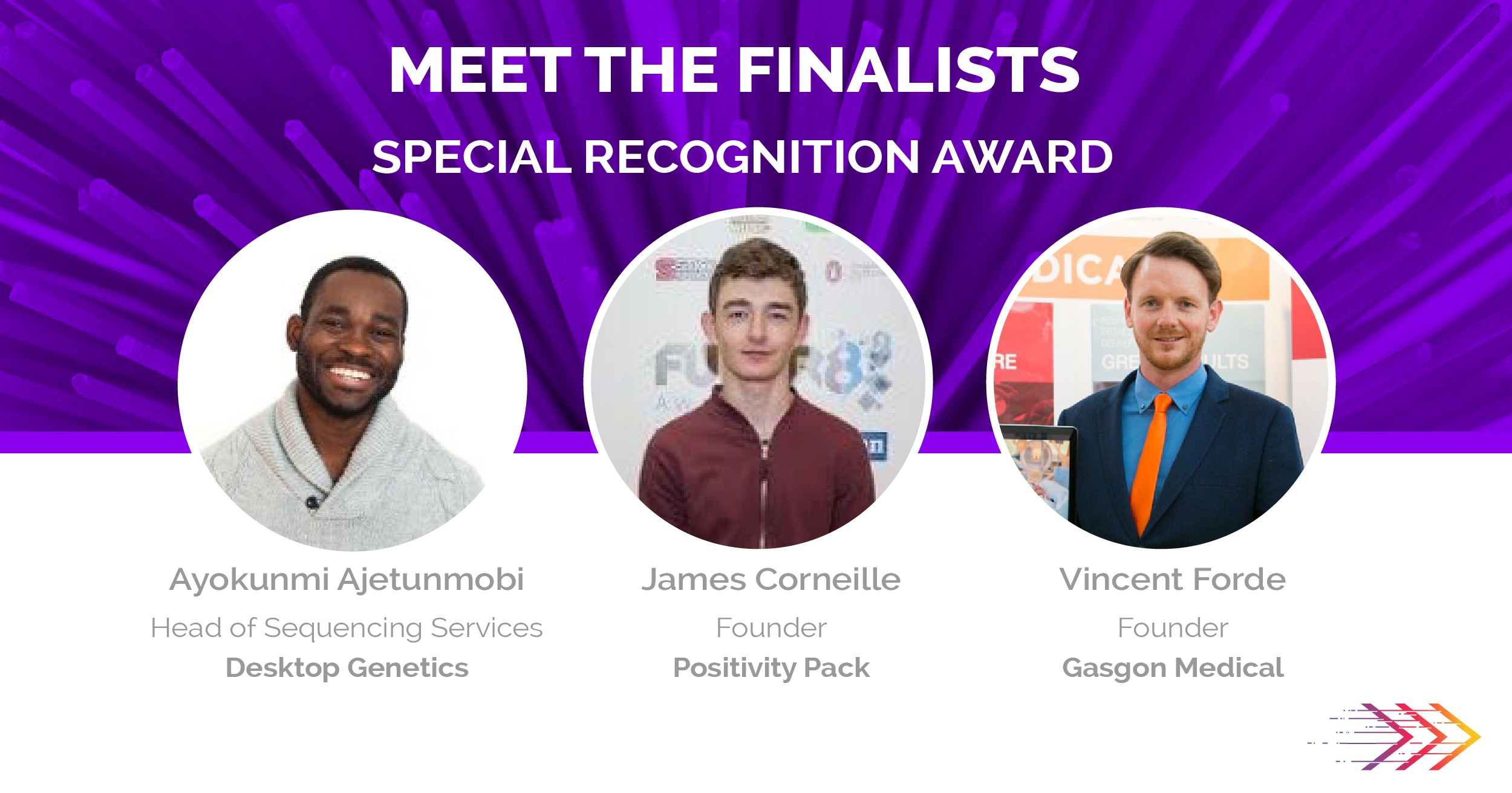 Meet the finalists EArly Career Awards