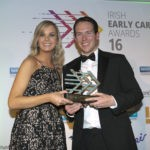 Early Career PR & Marketing Professional of the Year Stephen Teeling