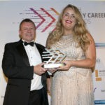 Overall Winner Early Career Best Organisation in Learning & Development Voxpro