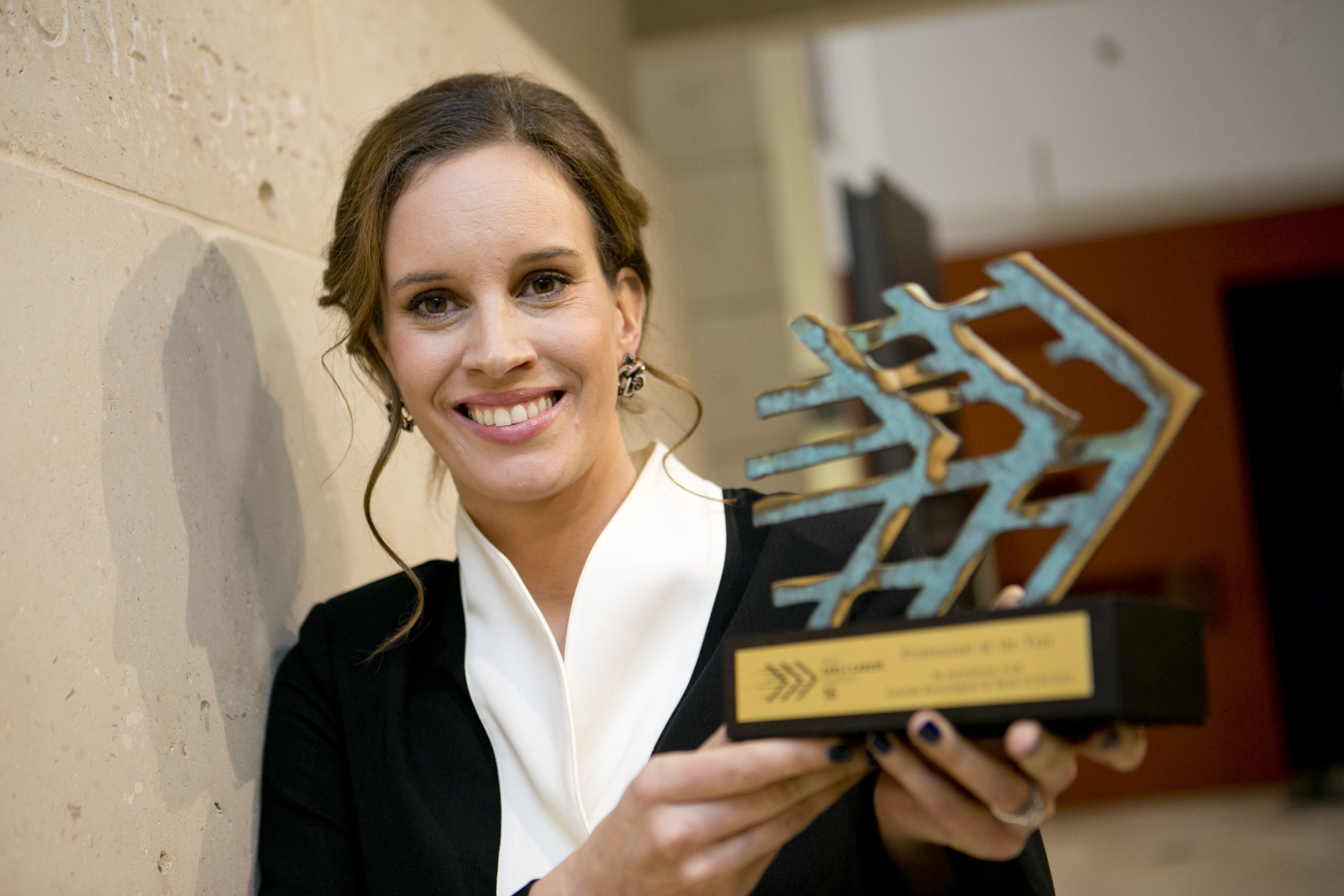 Early Career - Young Professional of the Year Aoife Young