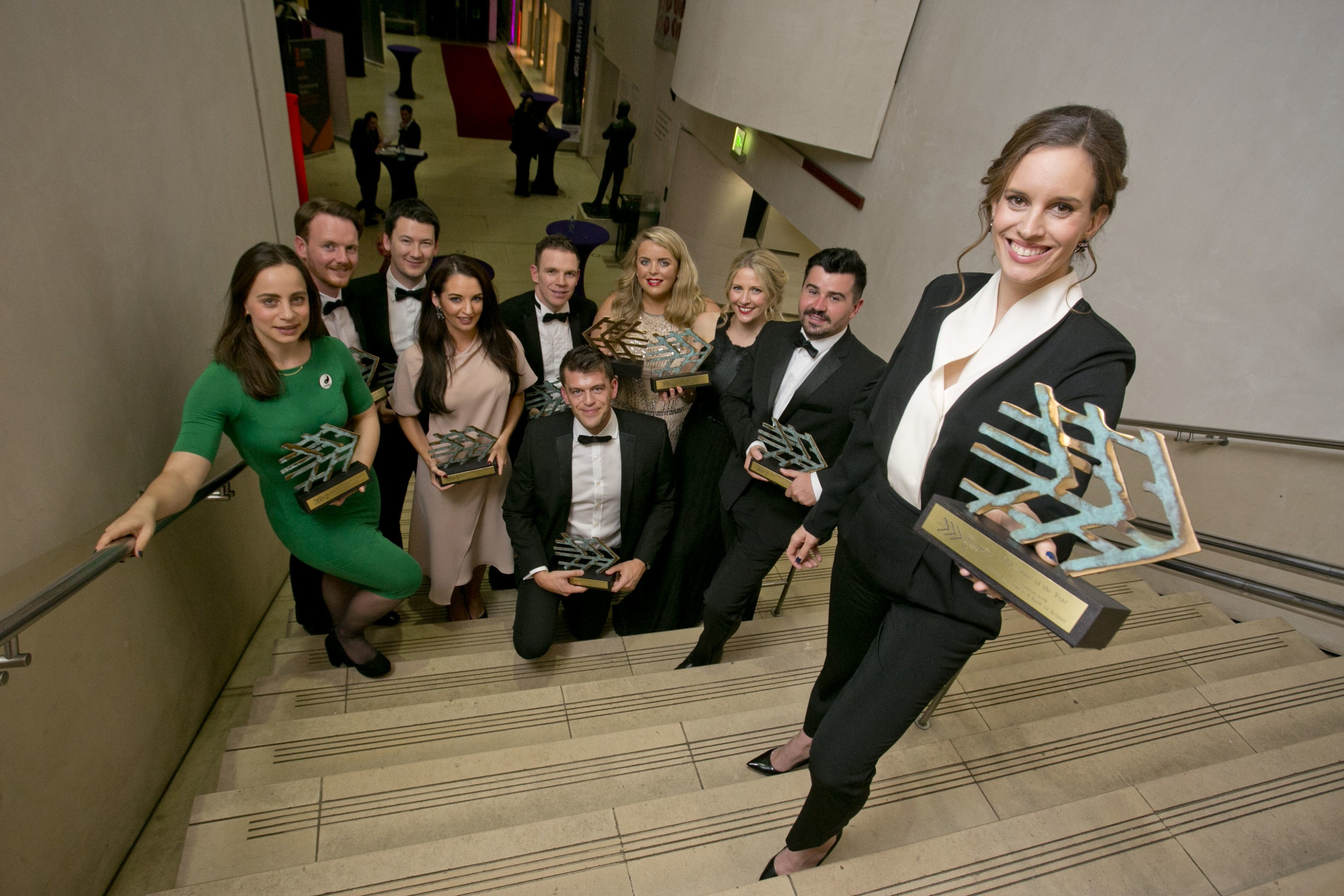 Early Career Young Professionals of the Year 2016