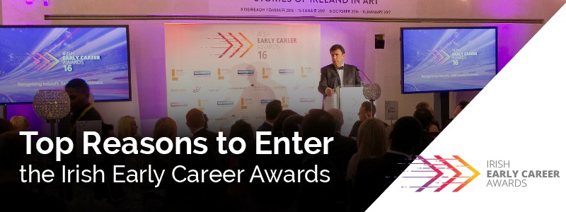 Enter the Irish Early Career Awards