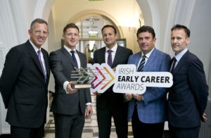 Leo Varadkar Irish Early Career Awards Launch