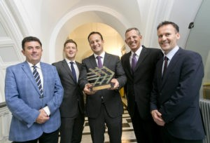 Leo Varadkar LAunches Irish Early Career Awards 2017