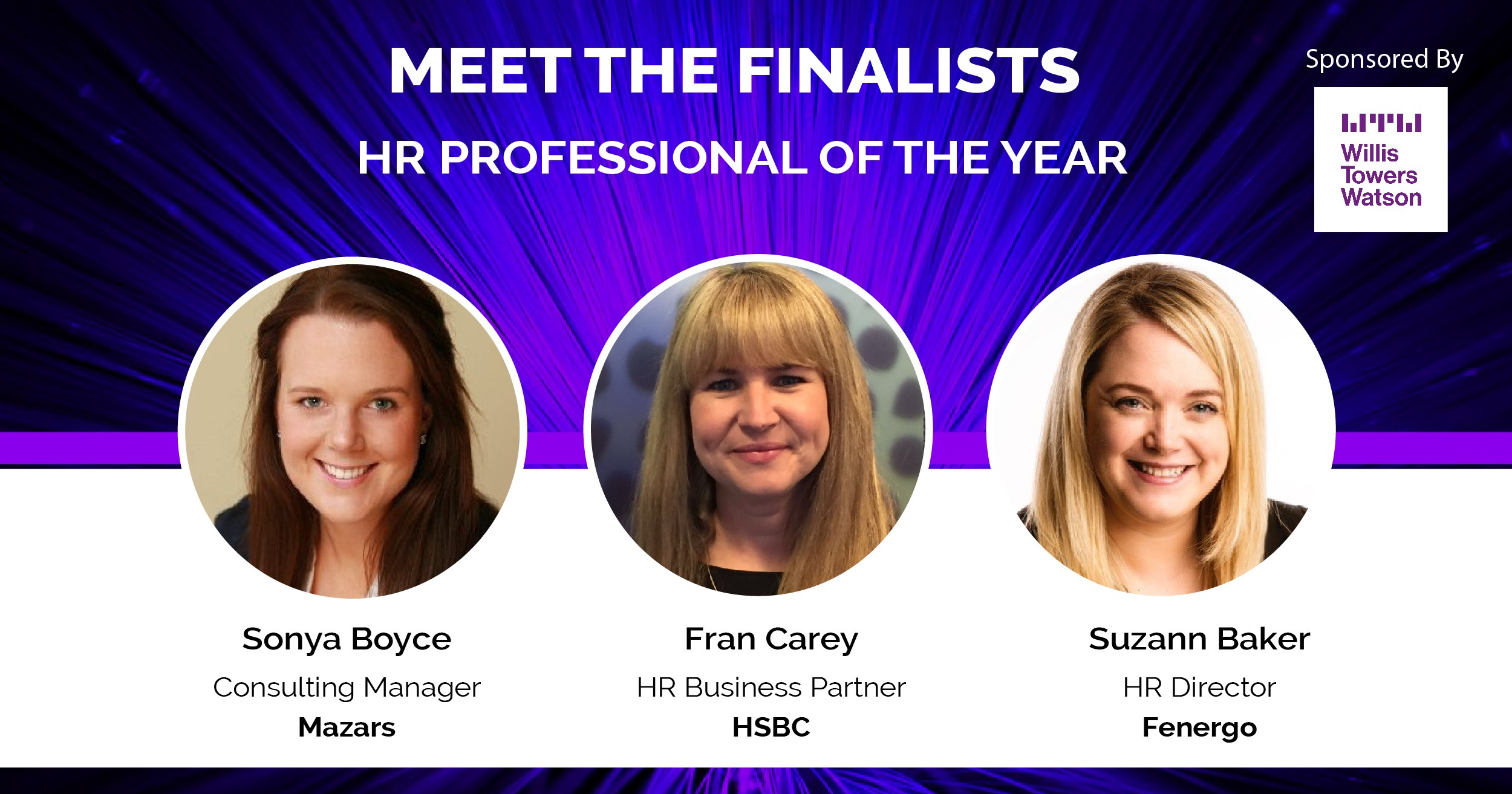 MEet the Finalists HR